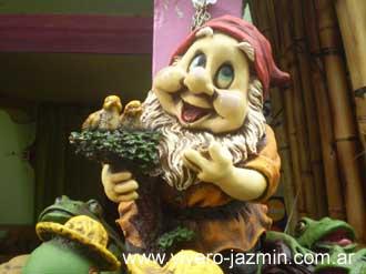 Agroqu micos y accesorios for Enano jardin